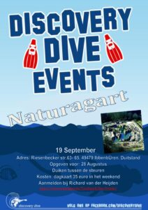 Verenigingsduik Naturagart @ Naturagart